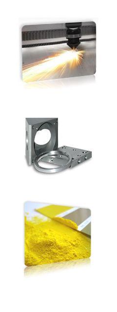 Лазерная резка металла алюминия нержавеющей стали пластика фанеры оргстекла