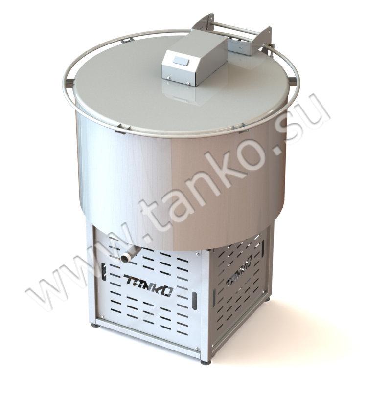 Молочный танк-охладитель Охладитель молока Охлаждение жидкости
