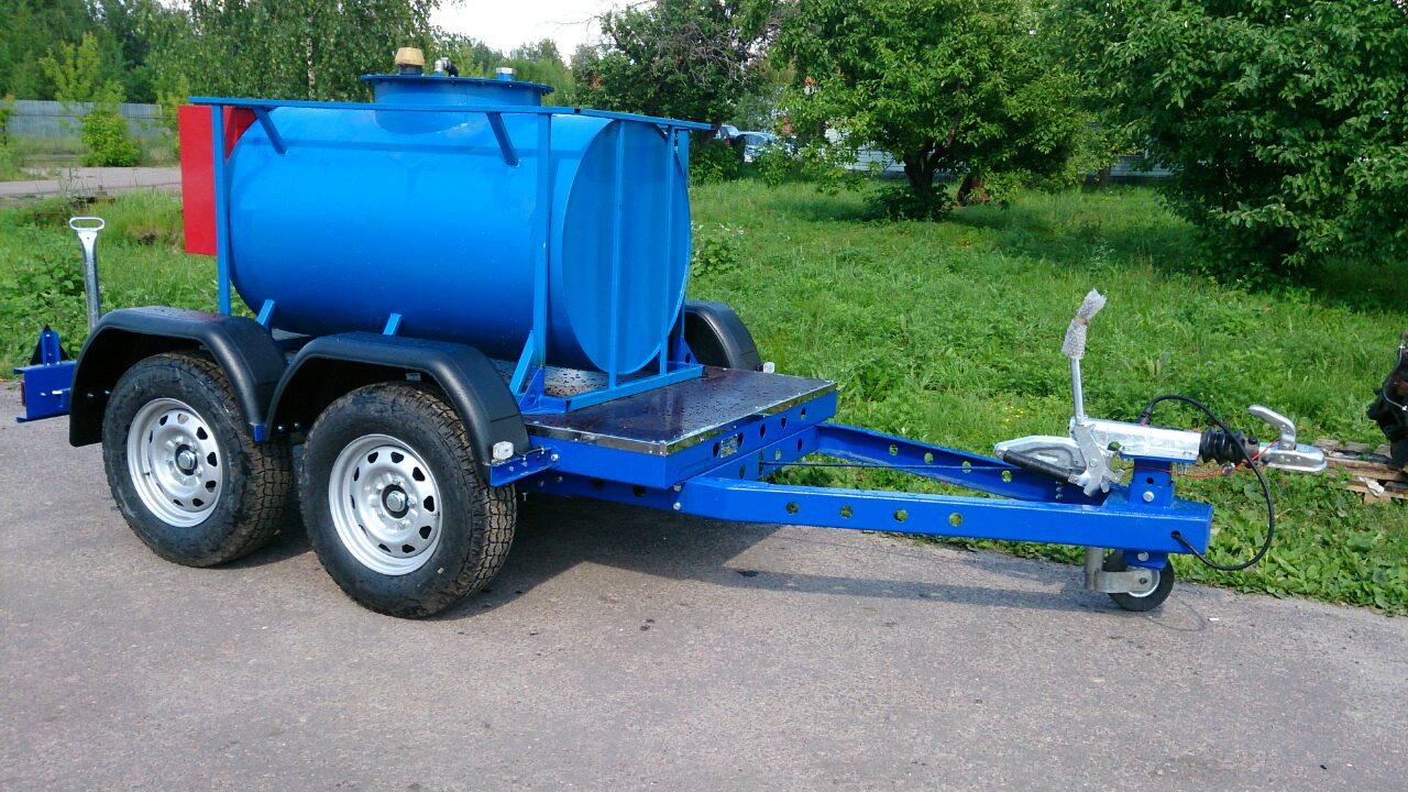 Топливная цистерна 1000 литров