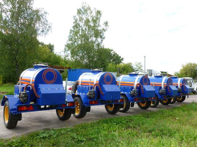 Подвоз воды населению 500 литров
