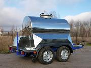 Цистерна на шасси 1200 литров Прицеп-цистерна изотермическая