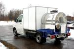 Volkswagen с цистерной для пищевых жидкостей Продажа и перевозка молока