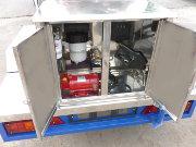 Топливозаправщик на прицепе мини-АЗС под керосин, дизель, ГСМ